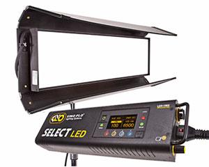 Kino flo Select and Divalite LED