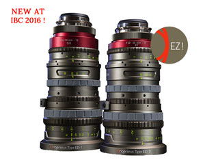 Angenieux EZ1 and EZ2  Lightweight Zoom